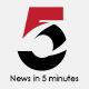 News In 5 Logo
